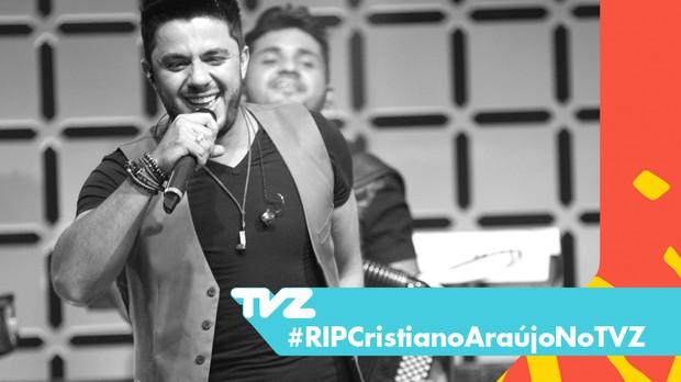 Cristiano Arajo TVZ (Foto: Andr Bittencourt / Multishow)