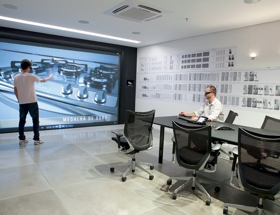 Centro de desenvolvimento da Eletrolux em Curitiba (Foto:  Alberto dy - A Photo  Photography & Design)
