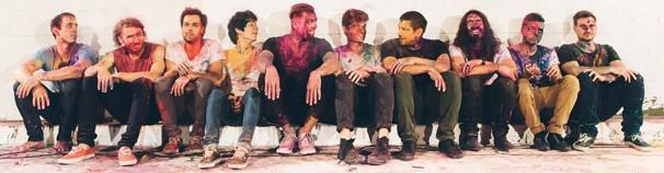 A banda australiana segue um estilo pop-rock contemporâneo e já lançou 13 álbuns, sendo deles 10 ao vivo (Foto: Divulgação)