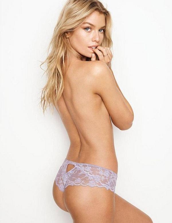 A modelo Stella Maxwell  (Foto: Divulgação/Instagram)