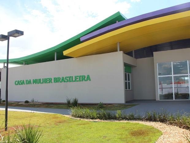 Casa da Mulher Brasileira em Campo Grande (Foto: Gabriela Pavão/ G1 MS)