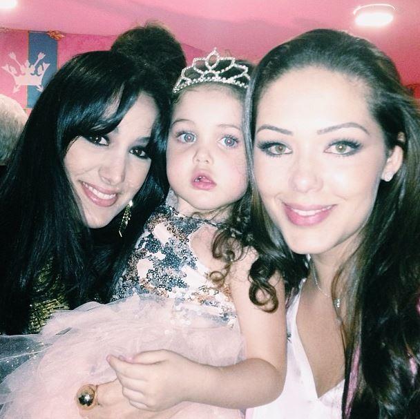Marina Elali posa com Maysa e Tânia Mara (Foto: Reprodução/Instagram)