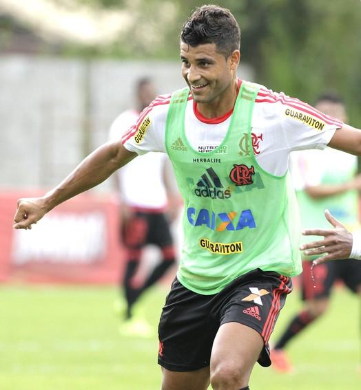presentão (Gilvan de Souza / Flamengo)