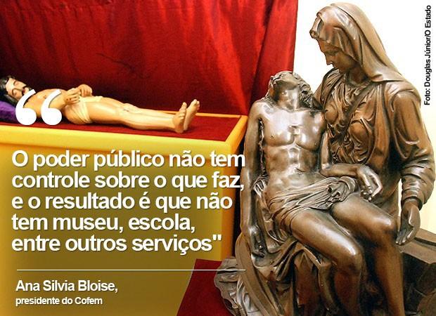 Quase 77% das cidades do Brasil não tem um museu segundo dados do Ibram (Foto: Douglas Júnior/O Estado)