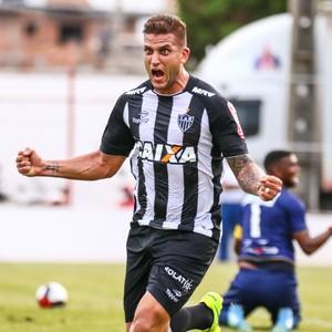 Rafael Moura; Atlético-MG (Foto: Bruno Cantini)