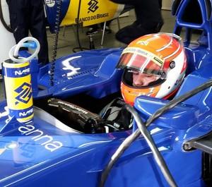 Para Felipe Nasr, Sauber poderá se dedicar agora aos detalhes do carro (Foto: Divulgação)