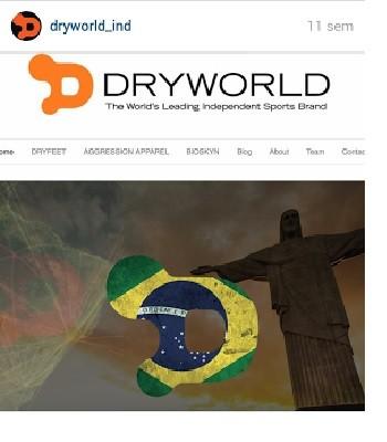Dry world - fluminense (Foto: Reprodução Instagram)