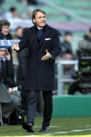 Roberto Mancini Inter de Milão (Foto: Getty Images)
