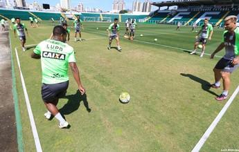 Com espírito decisivo, Figueira fecha treino de olho no duelo contra o Inter