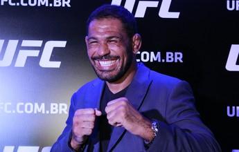 Minotauro admite: pensou em parar já antes de luta contra Struve no UFC Rio