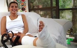 Maya Gabeira EE (Foto: Carol Fontes)