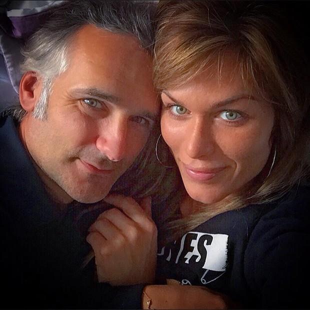 Ludmila Dayer e o noivo misterioso (Foto: Reprodução/Instagram)