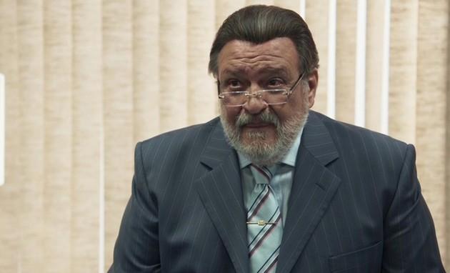 'O outro lado do paraíso': Luis Melo é Gustavo (Foto: TV Globo)