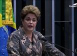 Dilma depõe por 15 horas e divide opiniões sobre seu desempenho