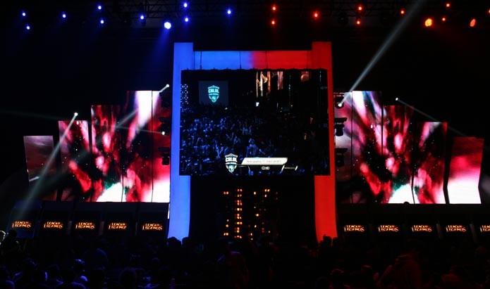 Etapa SP da Final Regional de League of Legends (Foto: Feipe Vinha)