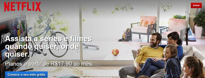 Streaming de filmes é uma excelente opção (Foto: Reprodução)