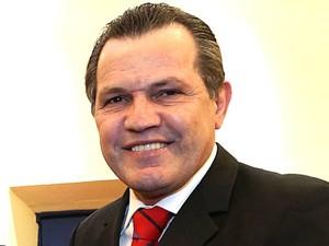 O ex-governador Silval Barbosa (PMDB), apontado como chefe do esquema (Foto: Lenine Martins/Secom-MT)