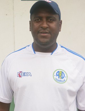 Jorge Luiz Castilho, técnico da ADG (Foto: Antonio Marcos)