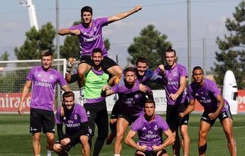 Sem descanso na temporada, Sergio Ramos será poupado por Zidane