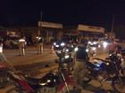 Operação da PM autua 48 pessoas e recaptura foragido em Boa Vista