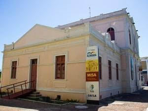 Museu da Imagem e do Som de Alagoas. (Foto: Jonathan Lins/G1)