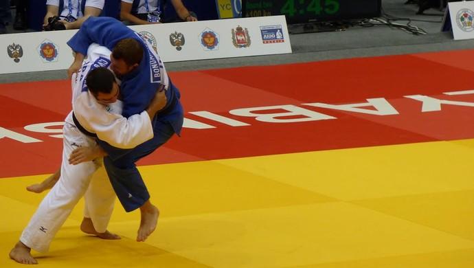 David Moura x Stanislav Bondarenko, Mundial de Judô (Foto: Raphael Andriolo)