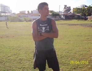Geovany Virgílio da Silva, de apenas 24 anos, jogador do Crateús Esporte Clube morreu em um acidente de carro (Foto: Divulgação)