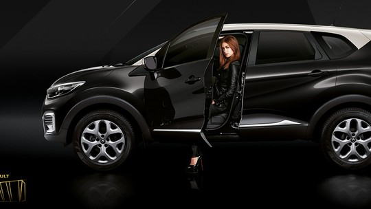 Marina Ruy Barbosa receberá convidados na Renault Captur Experience