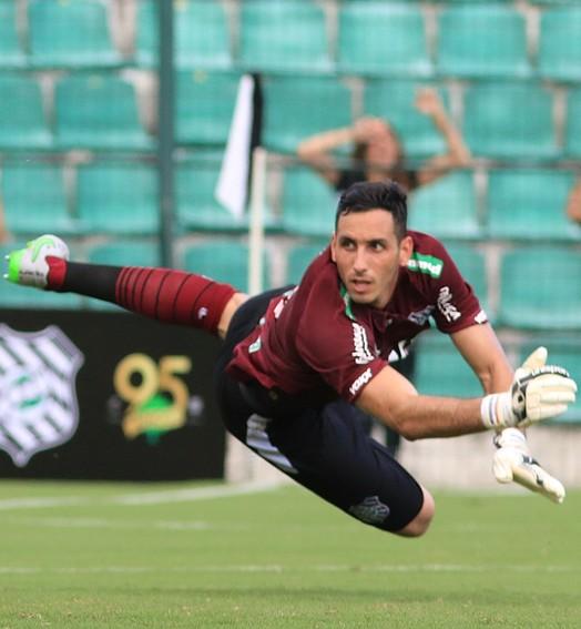 segue o trabalho (Luiz Henrique/Figueirense FC)