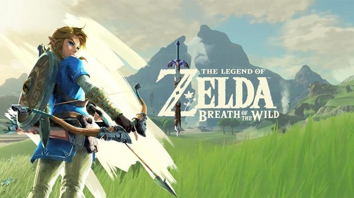The Legend of Zelda: Breath of the Wild é um dos games mais antecipados do ano (Foto: Divulgação/Nintendo)