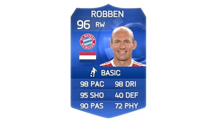 Robben (Foto: Reprodução/Murilo Molina)