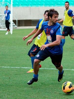 treino do bahia; arena fonte nova; fabrício lusa (Foto: Divulgação/EC Bahia)