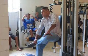 Jogadores do Barra Mansa voltam a treinar após bate-papo com presidente