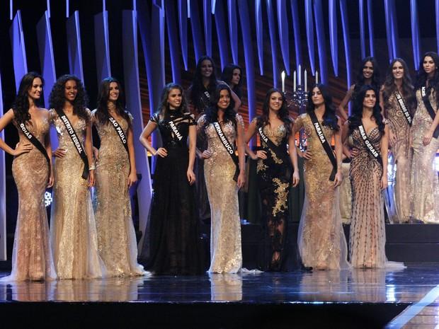 Concurso Miss Brasil 2015 (Foto: Celso Tavares / Ego)
