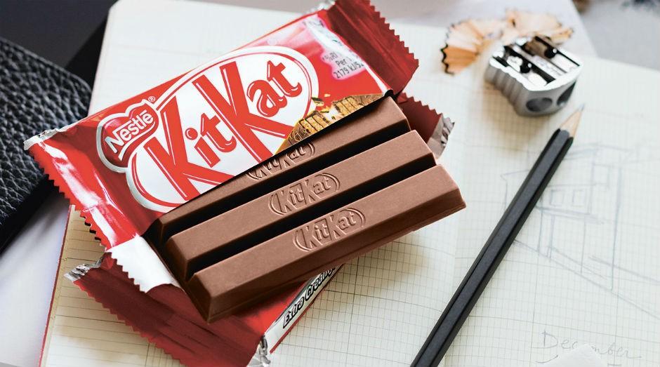 Kit Kat: Nestlé mira chocolates mais sofisticados (Foto: Nestle)