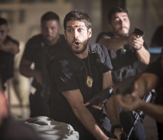 Será que Tio vai ser capturado? (Foto: Fabiano Battaglin/Gshow)