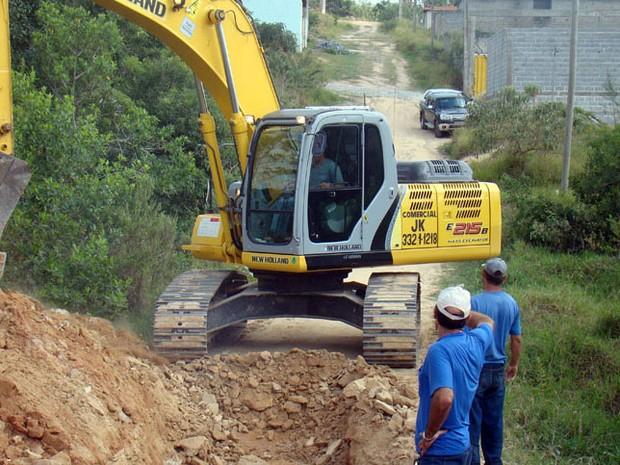 saae formiga esgoto (Foto: Secom/Divulgação)