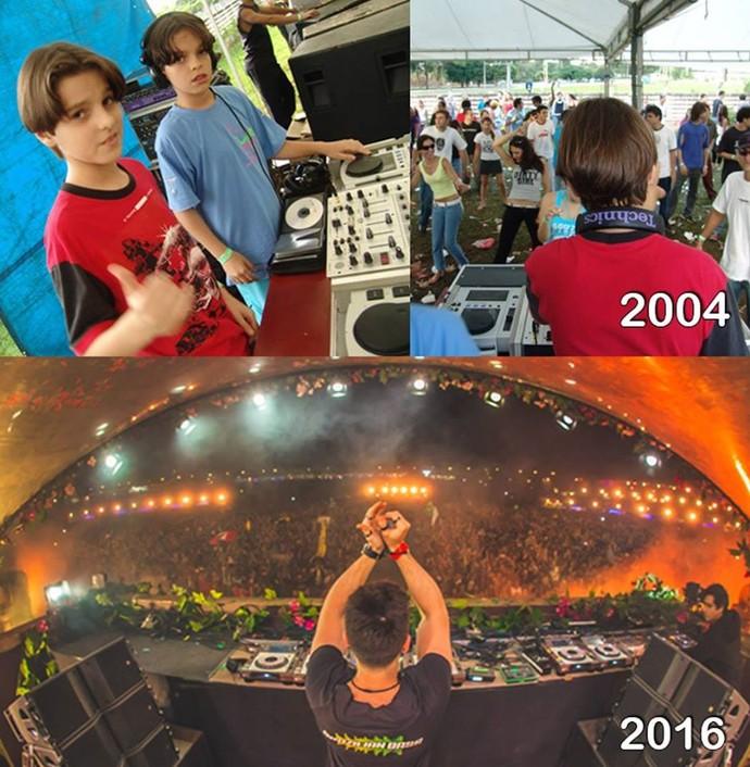 DJ Alok (Foto: Reprodução/Twitter)