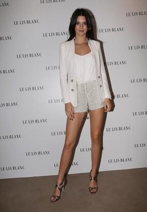 Kendall Jenner (Foto: Iwi Onodera/EGO)