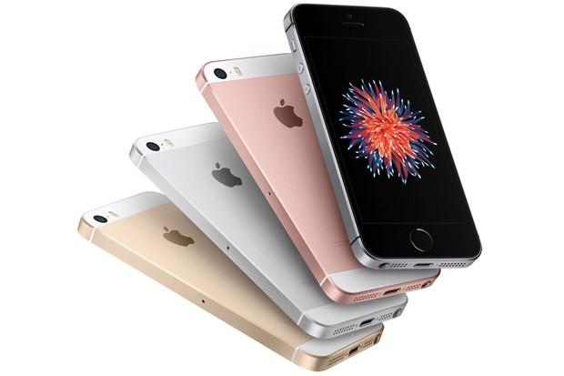 iPhone SE, a versão recauchutada do 5s (Foto: Divulgação)