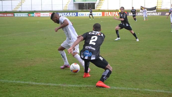 ABC x Globo FC (Foto: Jocaff Souza/GloboEsporte.com)