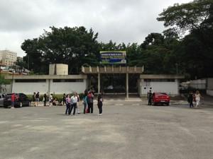 Zoológico em Taboão da Serra fecha as portas com medo de ativistas (Foto: Paulo Toledo Piza/G1)