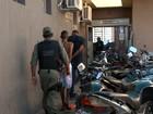 Presa dupla suspeita de arrastões em pontos de ônibus no Grande Dirceu