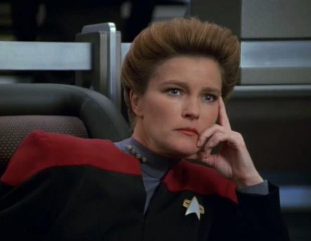 Mais Uma Vez (Star Trek Voyager)  (Foto: reprodução)