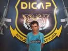 Condenado por roubo, foragido é capturado pela polícia em Boa Vista
