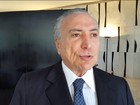 Michel Temer não descarta nomear investigados na Lava Jato