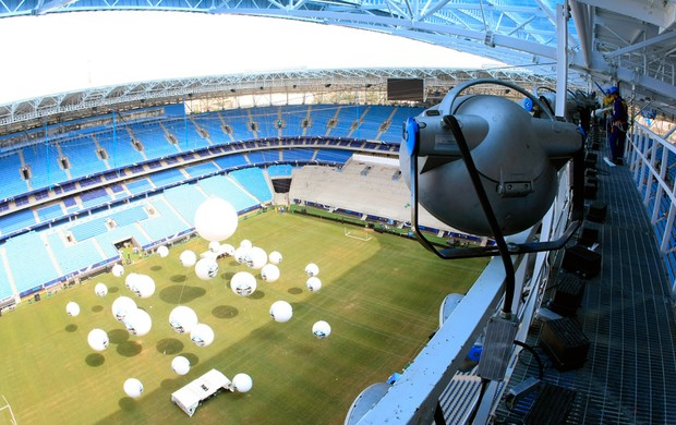 grêmio; arena; arena do grêmio (Foto: Wesley Santos/PressDigital)