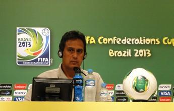 """Um ano após """"sonho"""", técnico do Taiti aposta no Brasil, mas cita Maracanazo"""