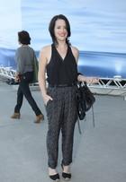 Vejo o estilo de famosas no último dia do Fashion Rio Inverno 2014