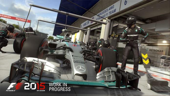 F1 2015 chega ao PC (Foto: Divulgação)